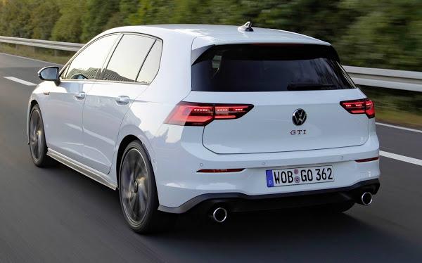 VW Golf GTI eleito o