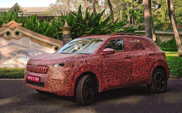 Škoda Kushaq: novo SUV do Grupo Volkswagen para a Índia